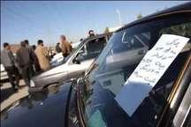 ساماندهی نمایشگاه های خودرو در منطقه قزلحصار