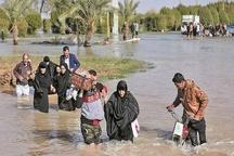 کمکهای میلیاردی گیلانیها به سیلزدگان