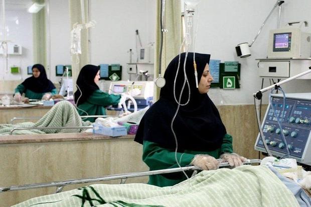 2 مصدوم حادثه انفجار گاز اهواز فوت کردند