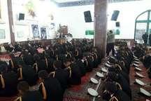 سالگرد شهادت شهید صیاد شیرازی در نوشهر برگزار شد