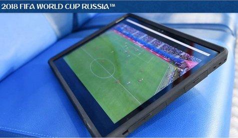 رونمایی از تکنولوژی ویژه فیفا برای ۳۲ تیم حاضر در جام جهانی + عکس
