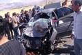 تصادف در جاده یاسوج- اصفهان چهار کشته بر جا گذاشت