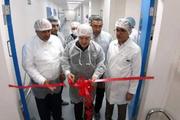 واحد تولید جامدات دارویی ساوه با حضور وزیر بهداشت و درمان بهرهبرداری شد
