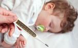 تب های طولانی کودکان را جدی بگیرید