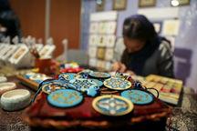 حضور هشت هنرمند قزوینی در نمایشگاه ملی صنایع دستی
