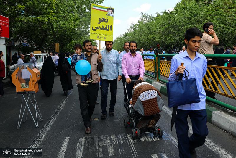 راهپیمایی باشکوه روز جهانی قدس-2