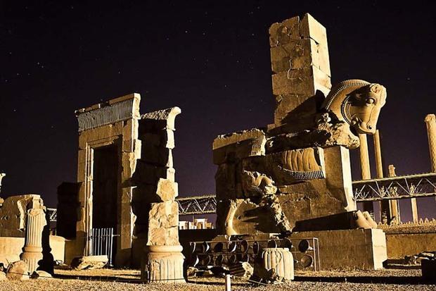 جهان از طریق هالیوود آثار تاریخی ایران را می شناسد