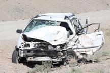تصادفات جاده ای خراسان جنوبی 2 کشته و 4 مصدوم داشت