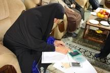 بانوی گچسارانی خانه سه میلیارد ریالی را برای امور قرآنی وقف کرد