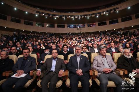 سیمرغ های سی و هفتمین جشنواره فیلم به چه کسانی اهدا شد؟ + تصاویر