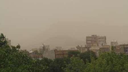 کیفیت هوای بوکان برای دومین روز متوالی در حالت ناسالم