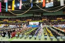 اعزام ۴۳۴ دانشآموز ورزشکار البرزی به المپیادهای ورزشی کشور در سال جاری