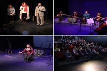 افتتاح هفته تئاتر ایران در مسکو