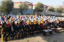 جشنواره ' نخستین واژه آب ' در طارم برگزار شد