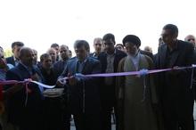 افتتاح مجموعه آزمایشگاهی و کارگاهی مهندسی شیمی، مکانیک و عمران دانشگاه هرمزگان