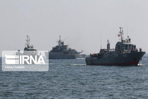 نیروی دریایی، بستر دریا را برای کشورهای تجاری امن کرد