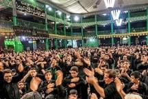 اصفهان در سالروز شهادت امام رضا (ع) به سوگ نشست