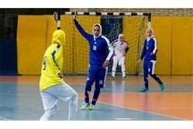 قهرمانی فوتسال بانوان کهگیلویه وبویراحمد در لیگ دسته یک کشور