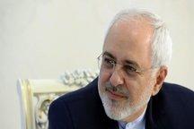 گفت و گوی تلفنی ظریف با وزرای خارجه آذربایجان و قزاقستان