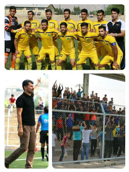 دوری از حواشی درس ناکامی تیم فوتبال نفت و گاز گچساران