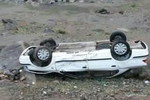 سوانح رانندگی در قزوین 2 کشته به جا گذاشت