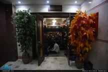 مداح :محمود کریمی/ سربند سرخ یا حسین شهید/ شب دوم محرم 97
