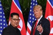 ترامپ: من و رهبر کره شمالی همدیگر را دوست داریم