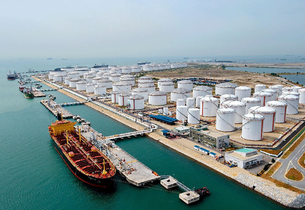 آمادگی پایانه خارک برای صادرات سه نوع نفت خام