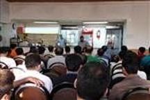 برگزاری کلاس آموزشی تب کریمه کنگو در کشتارگاه صنعتی دام نمونه گیلان