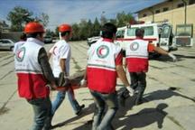 امدادرسانی هلال احمر البرز به ۸۷ حادثه دیده