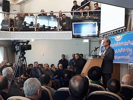 سرپرست جدید سازمان صنعت، معدن و تجارت استان اردبیل منصوب شد