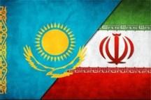 همکاری مشترک قزاقستان و ایران افزایش مییابد