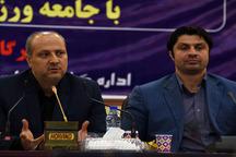 استاندار: صنایع گلستان علاقه ای به حمایت از ورزش ندارند