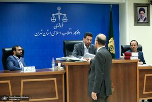 سومین جلسه دادگاه رسیدگی به اتهام مدیر عامل سابق شرکت بازرگانی پتروشیمی و 13 متهم دیگر
