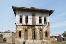 مرمت اضطراری خانه تاریخی روشنی واقع در شهرستان گمیشان