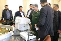 ارائه آموزش به مردم ورامین در خصوص برگزاری انتخابات الکترونیکی