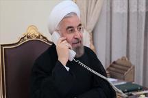گفت وگوی تلفنی رئیس جمهور با استاندار لرستان