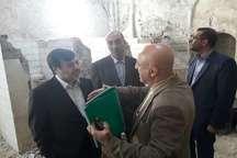 استاندار قزوین از چند طرح گردشگری در حال ساخت بازدید کرد