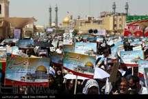 اعلام مسیرهای راهپیمایی روز جهانی قدس در قم