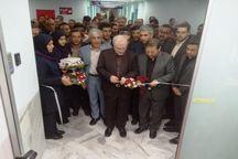 طرحهای بیمارستان امیرالمومنین(ع) سمنان افتتاح و آغاز شد
