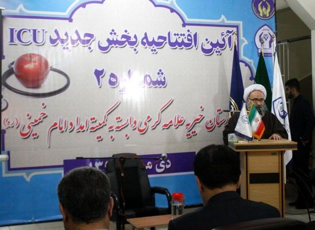 مشارکت خیران خوزستانی در حوزه سلامت از نیازهای ضروری است