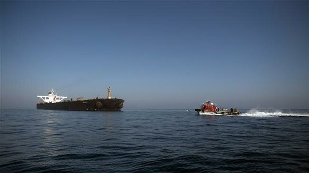 US anti Iran policy in high seas harms Europeans: Los Angeles Times