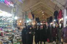 بازار زنجان در انتظار روزهای خوش است