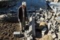 خطر زبالهها سلامت زلزلهزدگان را تهدید میکند
