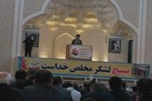 قدردانی امام جمعه گرگان از همه کسانی که در حذف داعش نقش داشتند