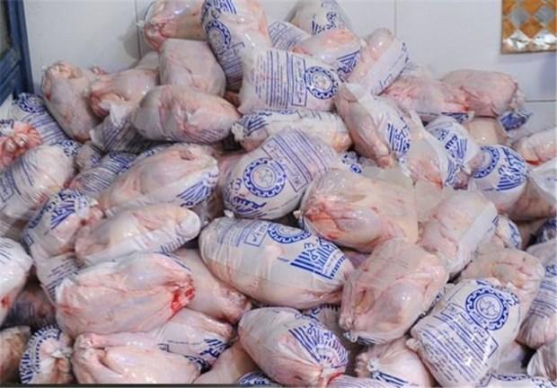 توزیع 386 تن مرغ منجمد و تخم مرغ در جنوب کرمان