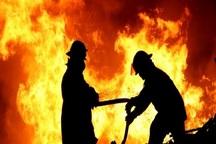 انفجار کپسول گاز در شهرضا  یک مصدوم داشت