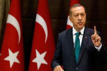 اردوغان به سند سیاسی حماس واکنش نشان داد