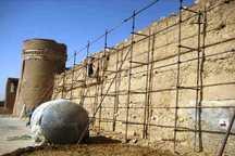 عملیات مرمت 6 اثر تاریخی در مبارکه آغاز شد