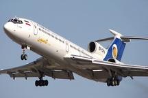 مسافران پرواز 048 تهران - شیراز با یک هواپیمای جایگزین به مقصد رفتند